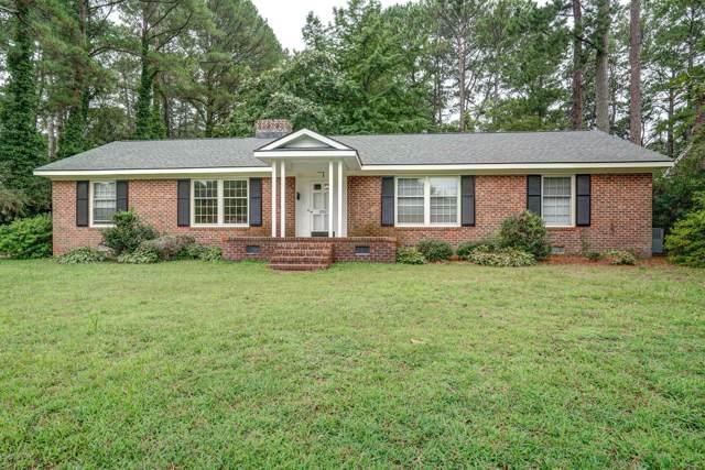 1707 Roxbury Drive N, Wilson, NC 27893 (MLS #100180497) :: Century 21 Sweyer & Associates