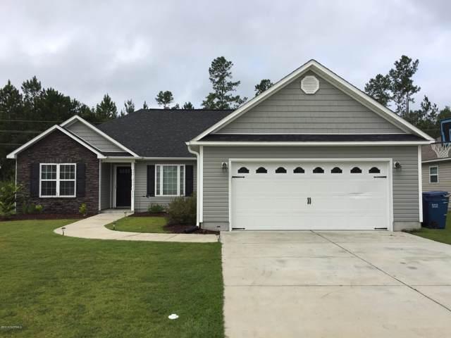 317 Hughes Lane, Jacksonville, NC 28546 (MLS #100180508) :: RE/MAX Essential