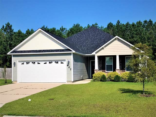 607 Drummond Grove Lane, Jacksonville, NC 28546 (MLS #100180520) :: RE/MAX Essential
