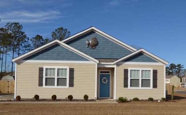 213 Cheswick Drive, Holly Ridge, NC 28445 (MLS #100180528) :: Berkshire Hathaway HomeServices Hometown, REALTORS®