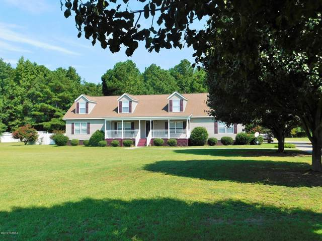 17261 Barnes Bridge Road, Laurinburg, NC 28352 (MLS #100180533) :: RE/MAX Elite Realty Group
