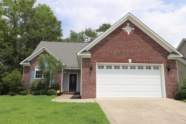 304 Weatherford Drive #10, Jacksonville, NC 28540 (MLS #100180551) :: The Keith Beatty Team