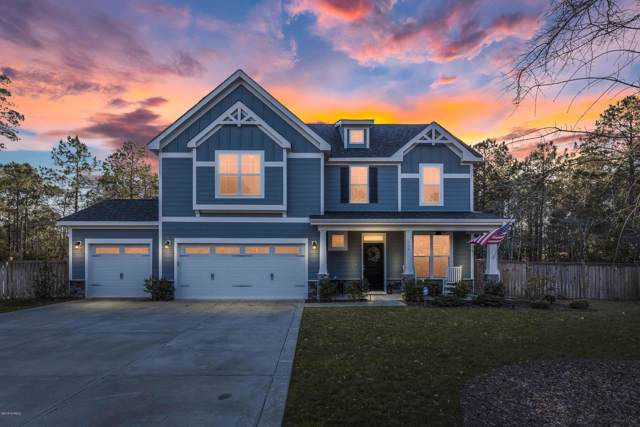 110 Snow Goose Lane, Sneads Ferry, NC 28460 (MLS #100180615) :: Century 21 Sweyer & Associates
