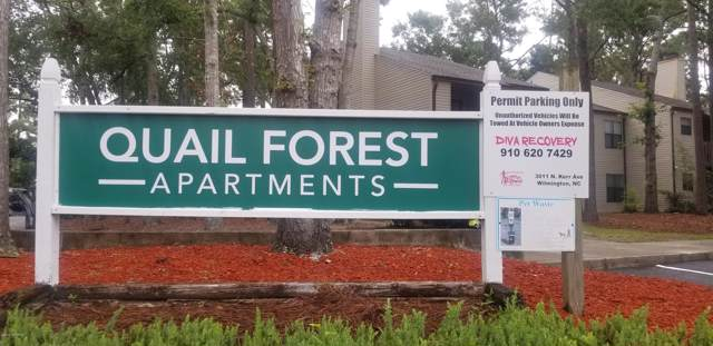 614-D Montclair Drive D, Wilmington, NC 28405 (MLS #100180622) :: RE/MAX Essential