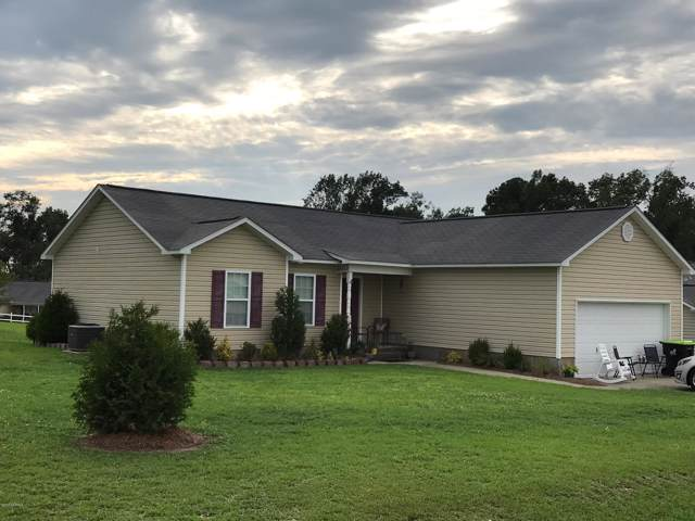 201 Quarry Trail, Richlands, NC 28574 (MLS #100180623) :: The Keith Beatty Team