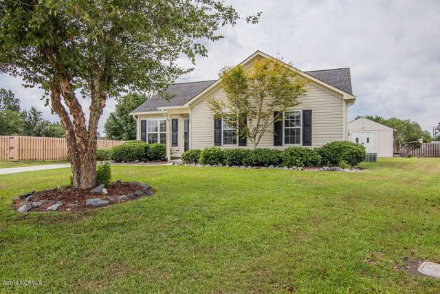 2504 Ashby Drive, Wilmington, NC 28411 (MLS #100180635) :: RE/MAX Essential