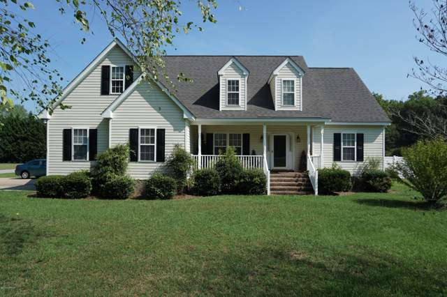7702 Mill Branch Road, Rocky Mount, NC 27803 (MLS #100180644) :: Courtney Carter Homes