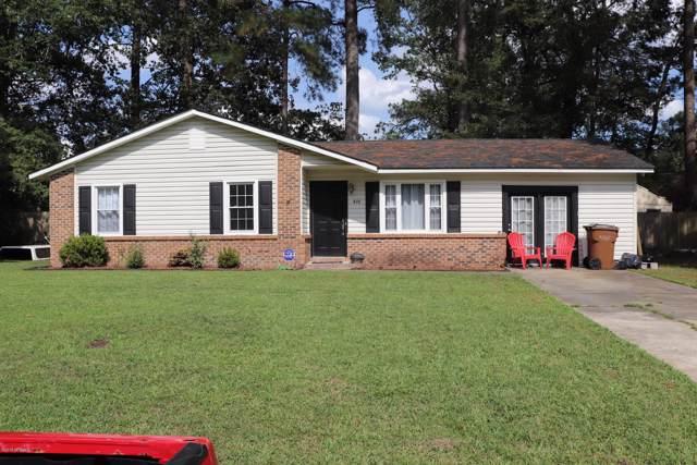 410 Kenwood Drive, Jacksonville, NC 28540 (MLS #100180661) :: RE/MAX Essential