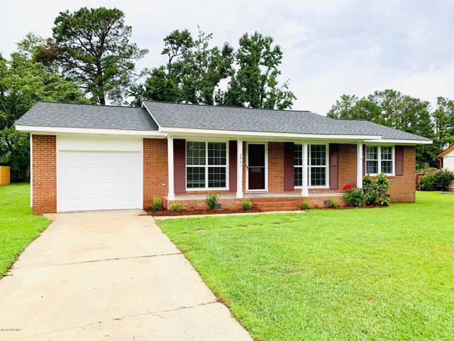 2607 Country Club Road, Jacksonville, NC 28546 (MLS #100180673) :: RE/MAX Essential