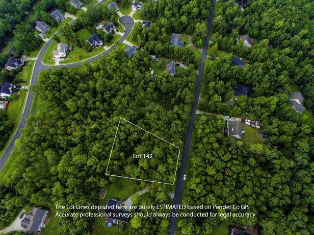 Lot 142 North Line Drive, Hampstead, NC 28443 (MLS #100180682) :: Vance Young and Associates