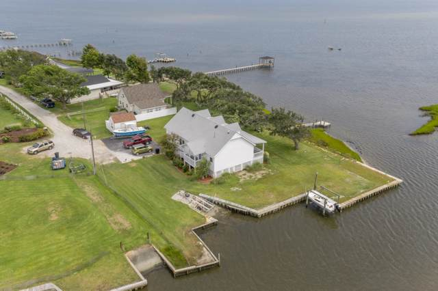 145 Waterfront Avenue, Newport, NC 28570 (MLS #100180684) :: Century 21 Sweyer & Associates