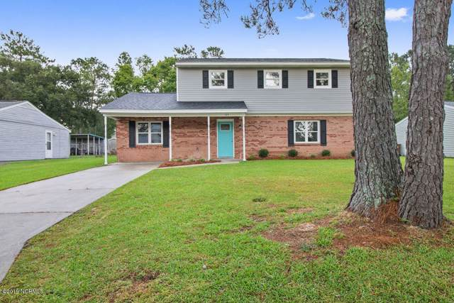 145 White Oak Boulevard, Jacksonville, NC 28546 (MLS #100180687) :: RE/MAX Essential