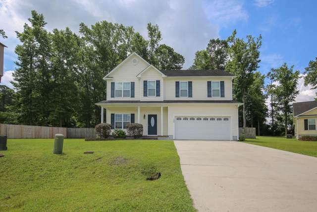 109 Elbert Way, Jacksonville, NC 28540 (MLS #100180698) :: Century 21 Sweyer & Associates