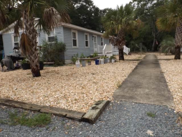 109 NE 19th Street, Oak Island, NC 28465 (MLS #100180715) :: The Bob Williams Team