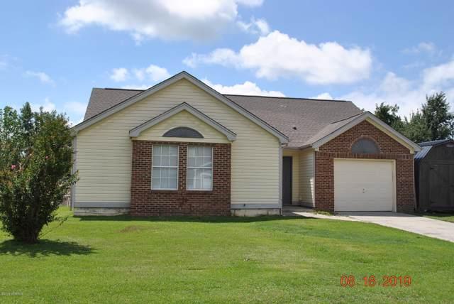 215 Mahogany Drive, Jacksonville, NC 28540 (MLS #100180750) :: Berkshire Hathaway HomeServices Hometown, REALTORS®