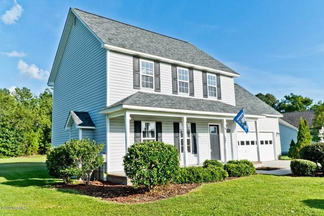 114 Steep Hill Drive, Swansboro, NC 28584 (MLS #100180770) :: Courtney Carter Homes