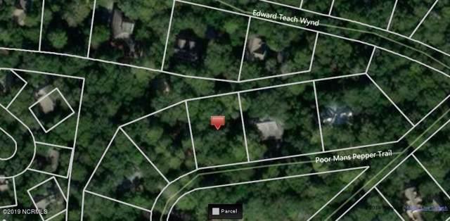9 Poor Mans Pepper Trail, Bald Head Island, NC 28461 (MLS #100180773) :: Donna & Team New Bern