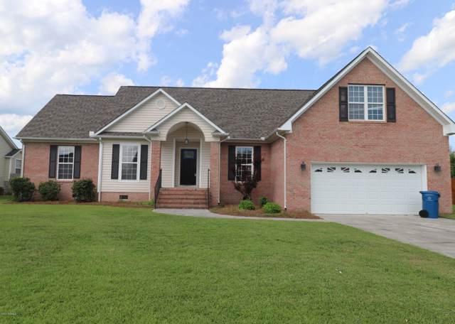 104 New Castle Drive, Jacksonville, NC 28540 (MLS #100180789) :: RE/MAX Essential