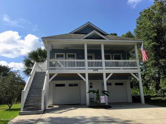 405 Spencer Farlow Drive, Carolina Beach, NC 28428 (MLS #100180808) :: Century 21 Sweyer & Associates