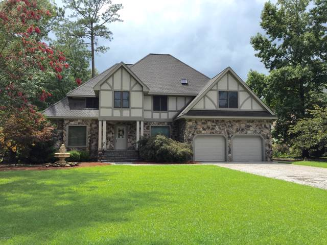 7000 Clubhouse Drive, New Bern, NC 28562 (MLS #100180829) :: Thirty 4 North Properties Group