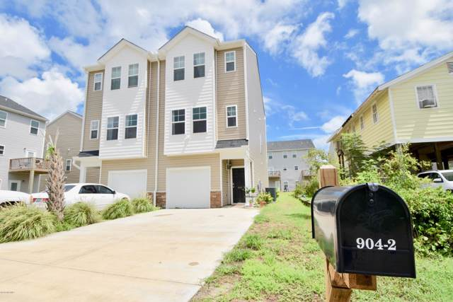 904 Blanche Avenue #2, Carolina Beach, NC 28428 (MLS #100180867) :: Century 21 Sweyer & Associates