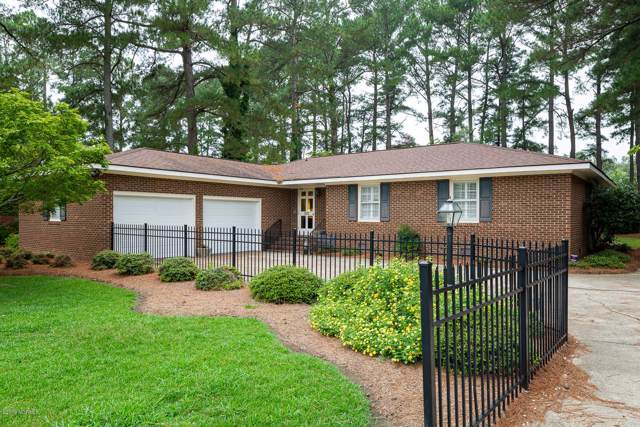 525 Fayetteville Street, Newton Grove, NC 28366 (MLS #100180898) :: The Cheek Team