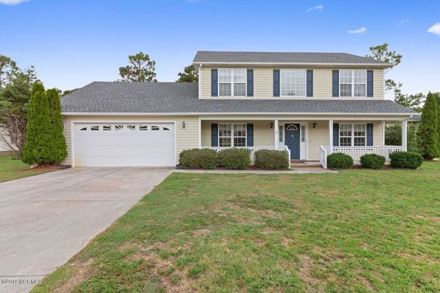 333 Bahia Lane, Cape Carteret, NC 28584 (MLS #100180924) :: The Oceanaire Realty