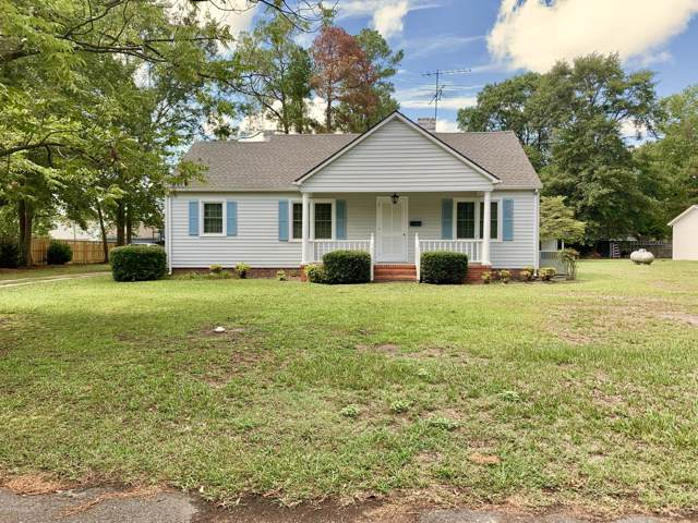214 W Clement Street, Wallace, NC 28466 (MLS #100180933) :: RE/MAX Essential