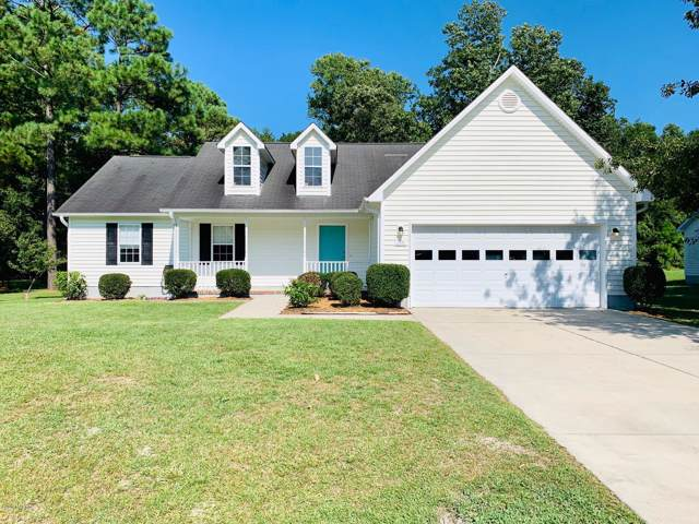 104 Knotts Court, Sneads Ferry, NC 28460 (MLS #100180954) :: Berkshire Hathaway HomeServices Hometown, REALTORS®