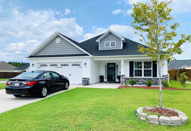 136 Cavalier Drive, Jacksonville, NC 28546 (MLS #100180959) :: Century 21 Sweyer & Associates