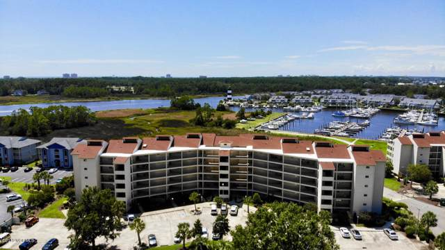4440 Nassau Court #307, Little River, SC 29566 (MLS #100180987) :: The Cheek Team
