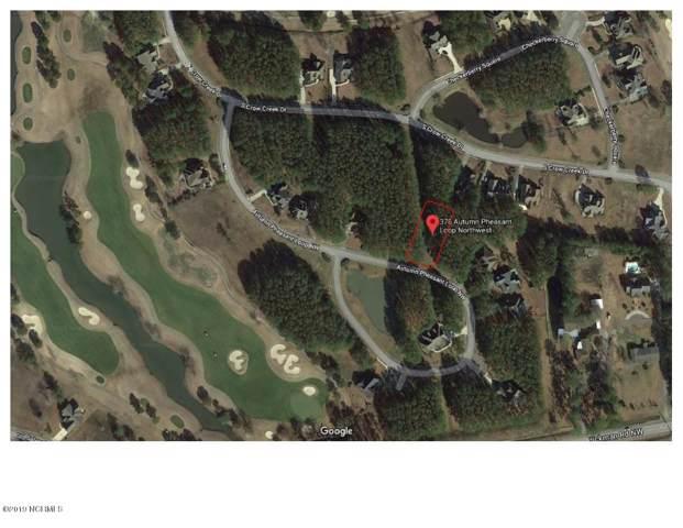 378 Autumn Pheasant Loop NW, Calabash, NC 28467 (MLS #100180988) :: Century 21 Sweyer & Associates