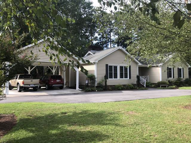 509 Crestline Boulevard, Greenville, NC 27834 (MLS #100180999) :: Vance Young and Associates