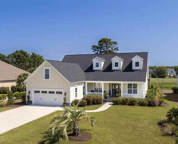 3686 Wingfoot Drive, Southport, NC 28461 (MLS #100181013) :: The Bob Williams Team