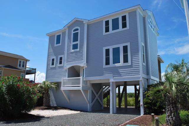 610 Ocean Boulevard W, Holden Beach, NC 28462 (MLS #100181024) :: The Bob Williams Team