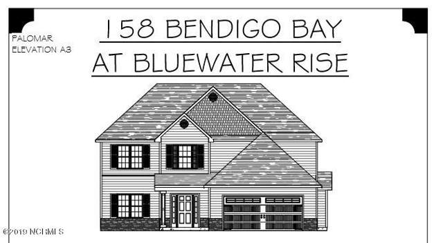 1005 Perch Place, New Bern, NC 28562 (MLS #100181062) :: Century 21 Sweyer & Associates