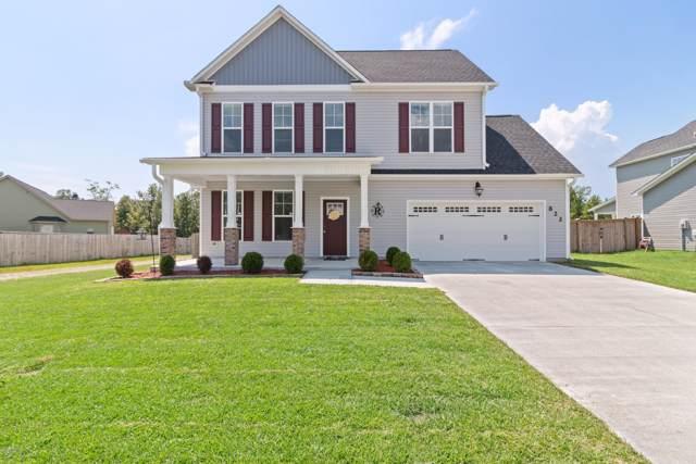 822 Tuscarora Trail, Jacksonville, NC 28546 (MLS #100181094) :: Century 21 Sweyer & Associates