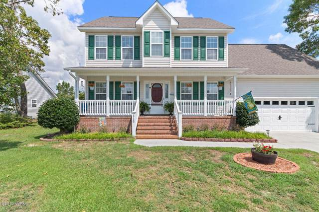 115 Harvest Moon Drive, Richlands, NC 28574 (MLS #100181097) :: Century 21 Sweyer & Associates