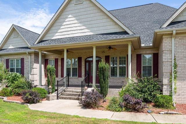 1053 Timberlake Drive, Clinton, NC 28328 (MLS #100181171) :: RE/MAX Elite Realty Group