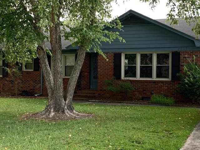 2233 Old Oak Road, Kinston, NC 28504 (MLS #100181177) :: Courtney Carter Homes