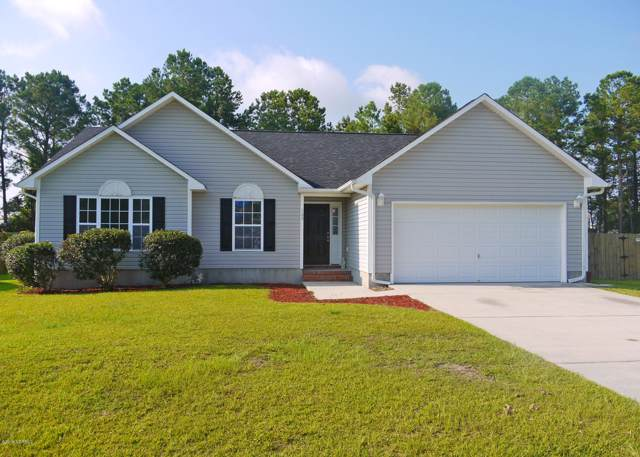 105 Hunt Drive, Hubert, NC 28539 (MLS #100181200) :: Berkshire Hathaway HomeServices Hometown, REALTORS®