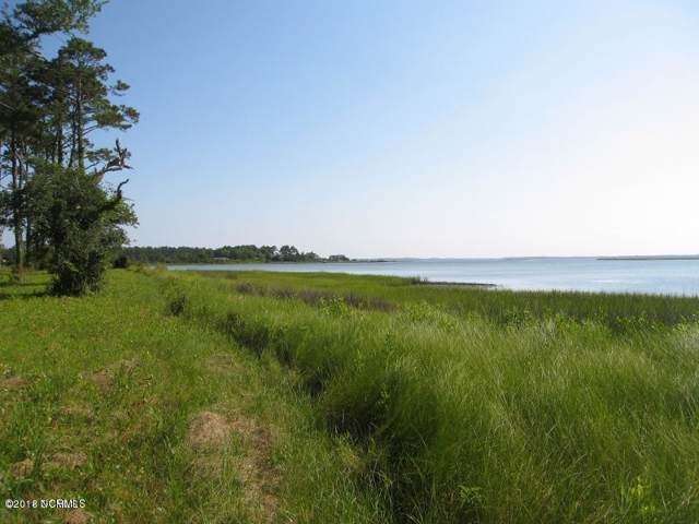 190 Davis Bay Drive, Beaufort, NC 28516 (MLS #100181254) :: Vance Young and Associates