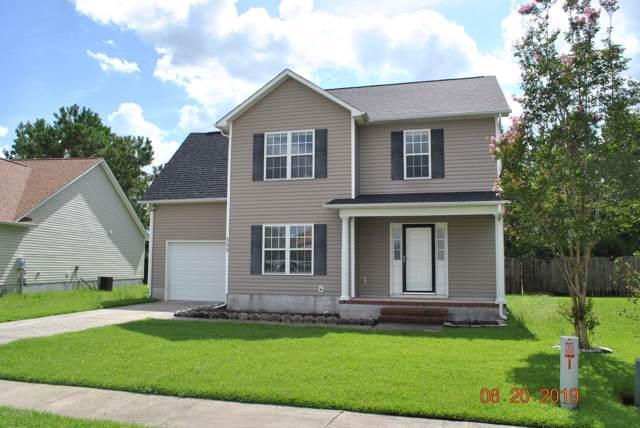 339 Providence Drive, Jacksonville, NC 28546 (MLS #100181257) :: Century 21 Sweyer & Associates