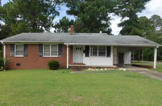 206 Lee Street, Kinston, NC 28501 (MLS #100181260) :: Century 21 Sweyer & Associates