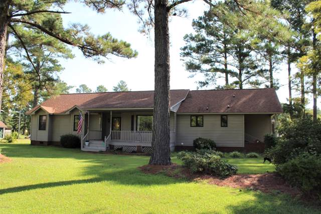 307 Smith Shore Road, Belhaven, NC 27810 (MLS #100181278) :: Courtney Carter Homes