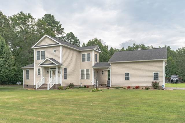 348 Harris Swamp Road SE, Bolivia, NC 28422 (MLS #100181286) :: The Chris Luther Team