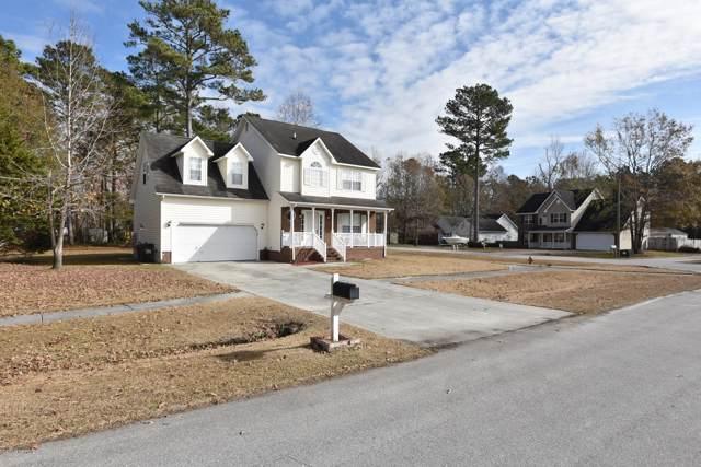 100 Dunwoody Drive, Jacksonville, NC 28546 (MLS #100181289) :: Century 21 Sweyer & Associates