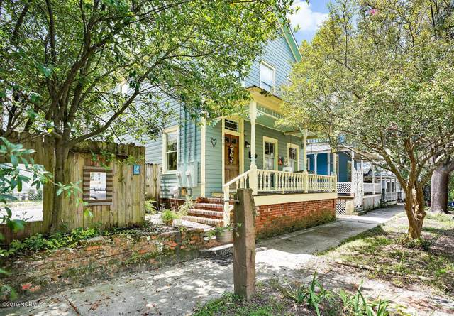 318 Queen Street, Wilmington, NC 28401 (MLS #100181308) :: Thirty 4 North Properties Group