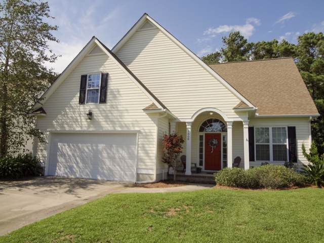 1808 Widgeon Drive, Morehead City, NC 28557 (MLS #100181333) :: The Chris Luther Team