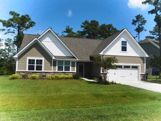 158 Mardella Way, Holly Ridge, NC 28445 (MLS #100181365) :: Berkshire Hathaway HomeServices Hometown, REALTORS®